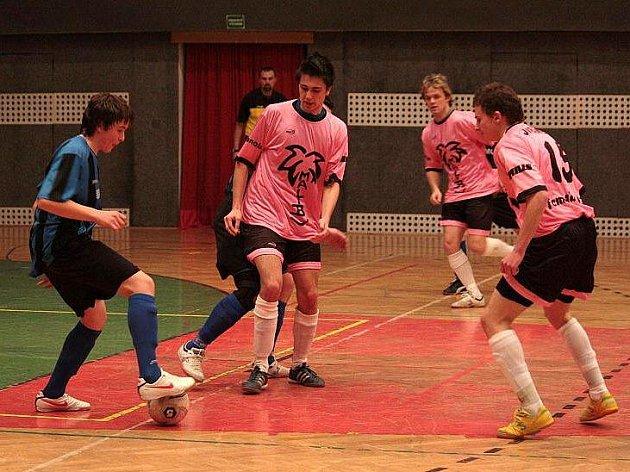 Divize futsalu: Malibu Mladá Boleslav - MCE Slaný