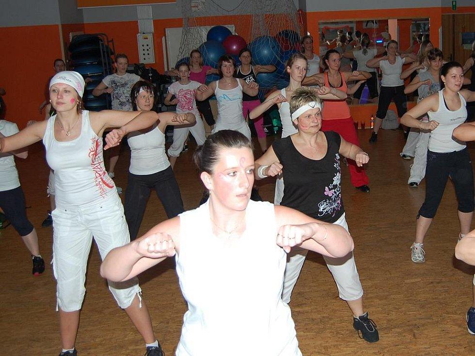 Tančit se dá pro zdraví i pro pomoc druhým