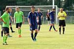 MOL cup, 1. kolo: Ostrá - Zápy