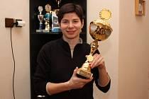 Kateřina Novotná - vítězka ankety Sportovec Mladoboleslavska 2008