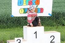 Dětská olympiáda v Dolních Stakorách