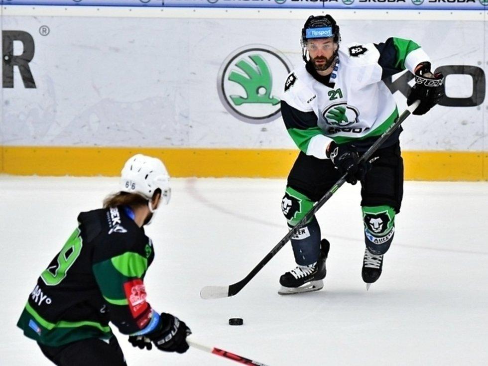 Mladá Boleslav (v bílém) přehrála v přípravě Karlovy Vary 3:1.