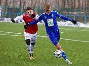 Přípravné utkání: Pardubice - Mladá Boleslav U21.