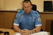 Tomáš Kypta, ředitel Městské policie Mladá Boleslav.