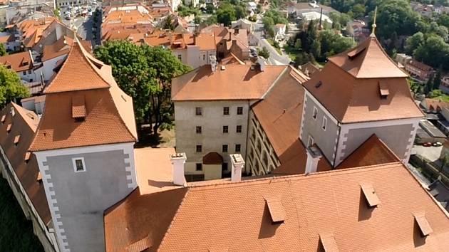 Mladoboleslavský hrad.