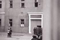 Rok 1968 v Mladé Boleslavi objektivem Jiřího Šímy