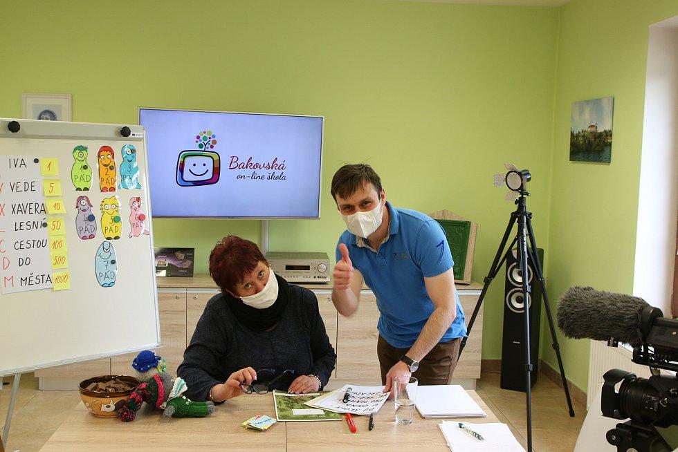 Online škola Bakov