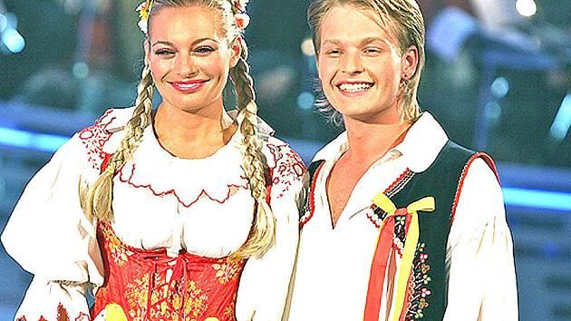 Vztah Petra Pika a Lucie Borhyové je prý čistě profesionální