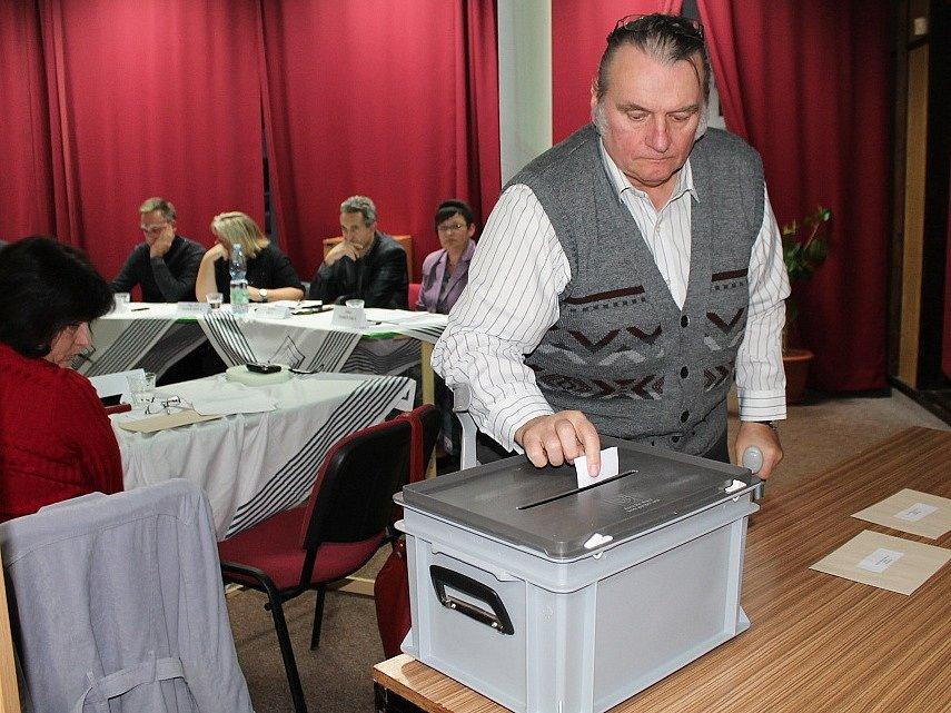 Volba starosty v Bělé pod Bezdězem, listopad 2014