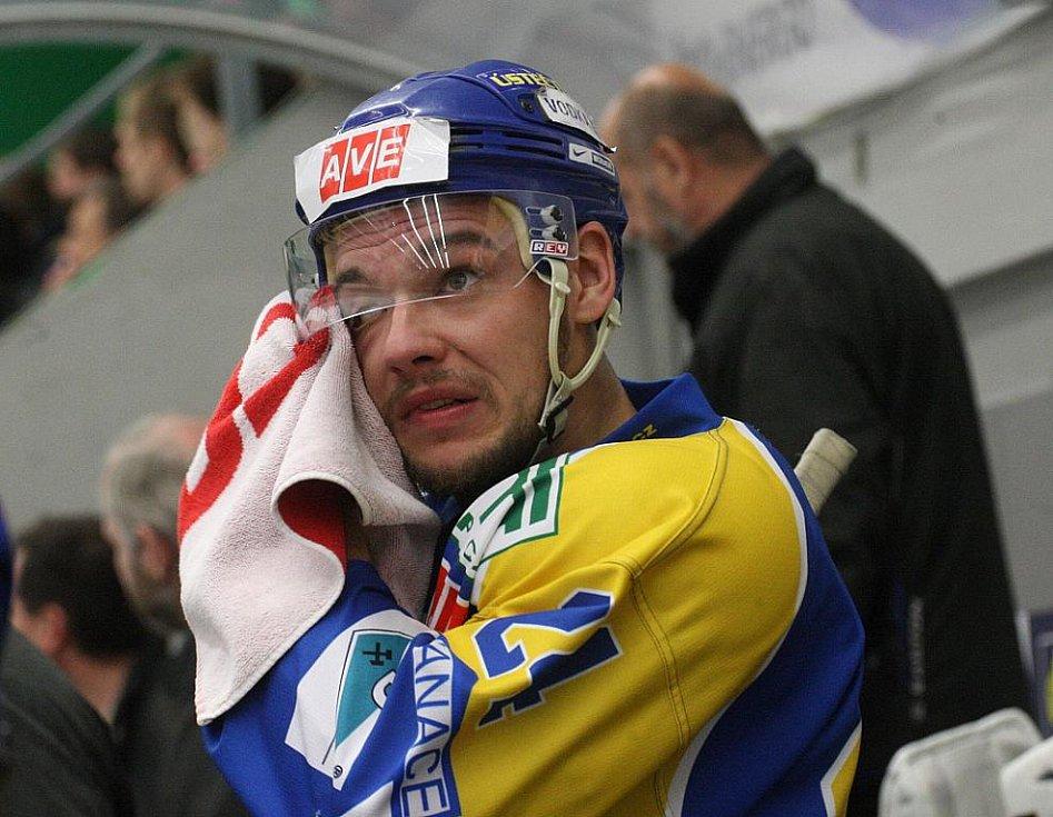 Nedělní barážové utkání Mladé Boleslavi proti Ústí nad Labem.