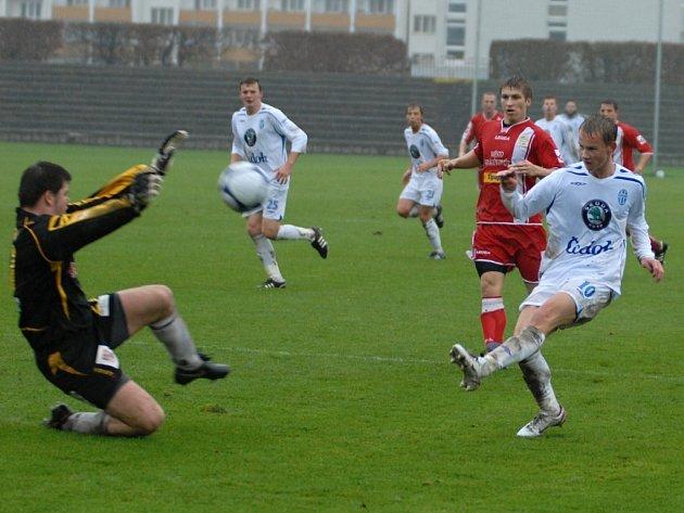 ČFL: FK Mladá Boleslav B - FK Králův Dvůr