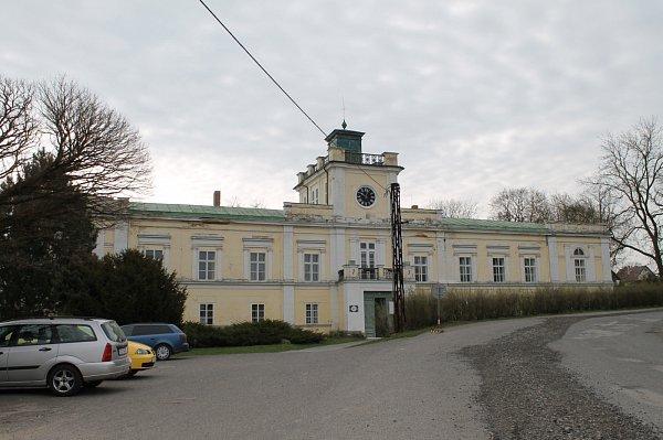 Zámek ve Skalsku