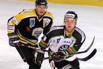 Boleslavští hokejisté pokračují ve vítězném tažení I. ligou. Ve svém azylu v Benátkách zvítězili nad Kadaní.