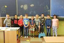 Žáci třídy 1. A