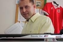 Jan Videcký hostem on-line rozhovoru v Boleslavském deníku.