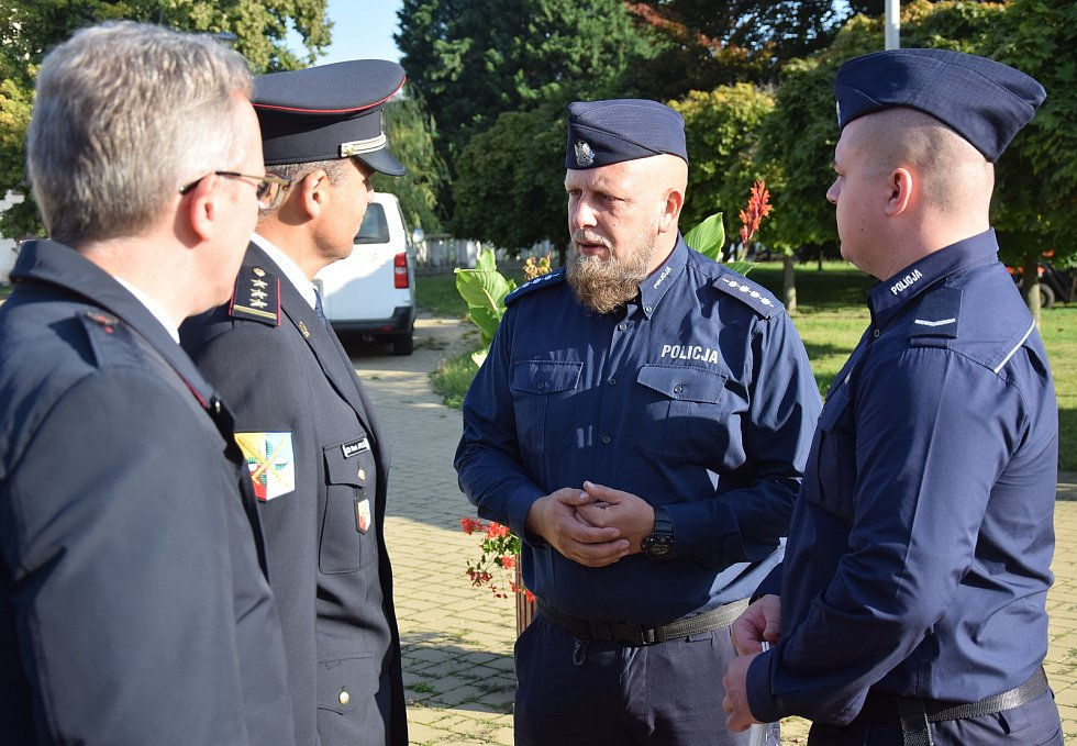 Kvůli velkému počtu agenturních dělníků budou polští policisté působit ve společných hlídkách s mladoboleslavskými policisty.