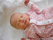 Michalka Háse se narodila 30. srpna, vážila 3,32 kg a měřila 48 cm. S maminkou Věrou a tatínkem Milanem bude bydlet v Brandýse nad Labem.
