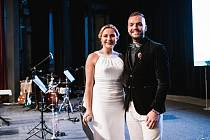 Martin Šimek a Tereza Řípová, tanečníci z Mladé Boleslavi.
