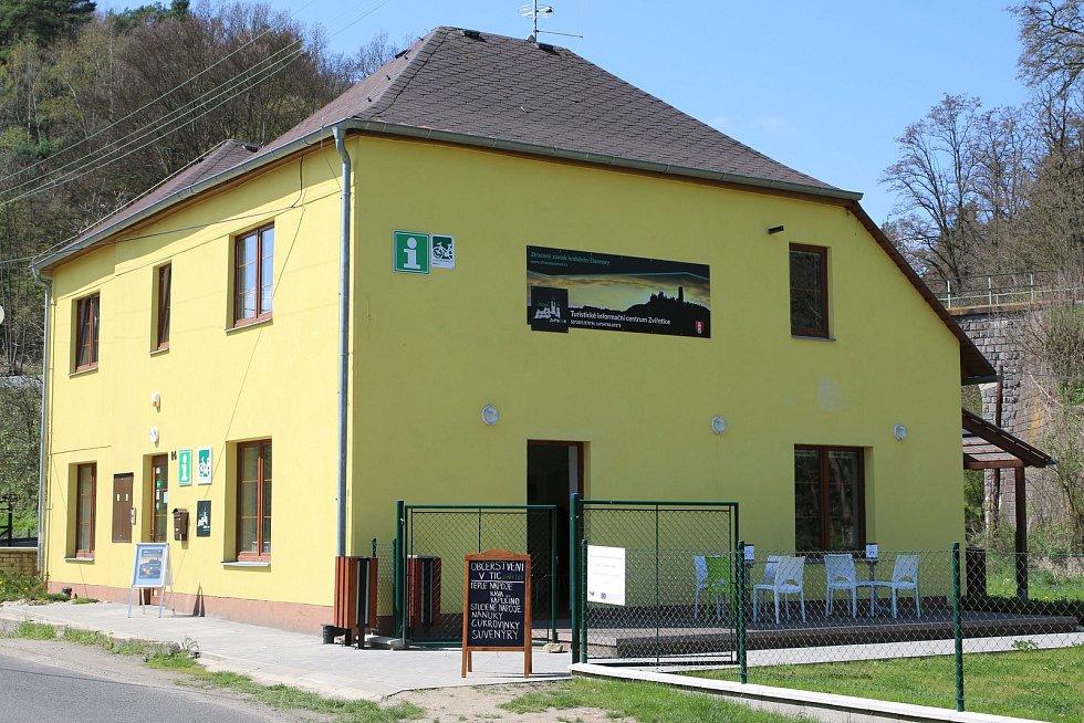 Turistické informační centrum Zvířetice