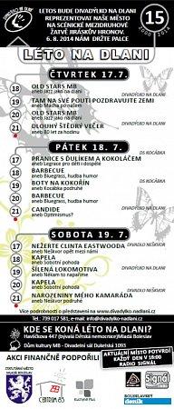 Program Léta na dlani 2014