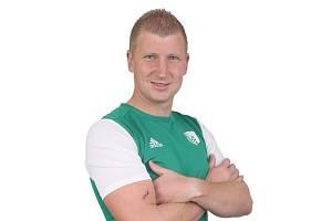 Fotbalista Jiří Šisler.