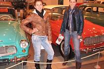 Návštěva Škoda Auto Muzea.