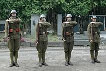 Politici a také váleční veteráni uctili 65. výročí od konce 2. světové války v Mladé Boleslavi.
