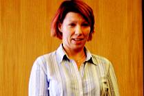 Ivana Kelymanová z Intervenčního centra Nymburk, jež konferenci organizovala