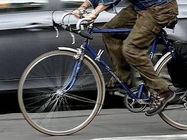 Cyklista utrpěl těžká zranění