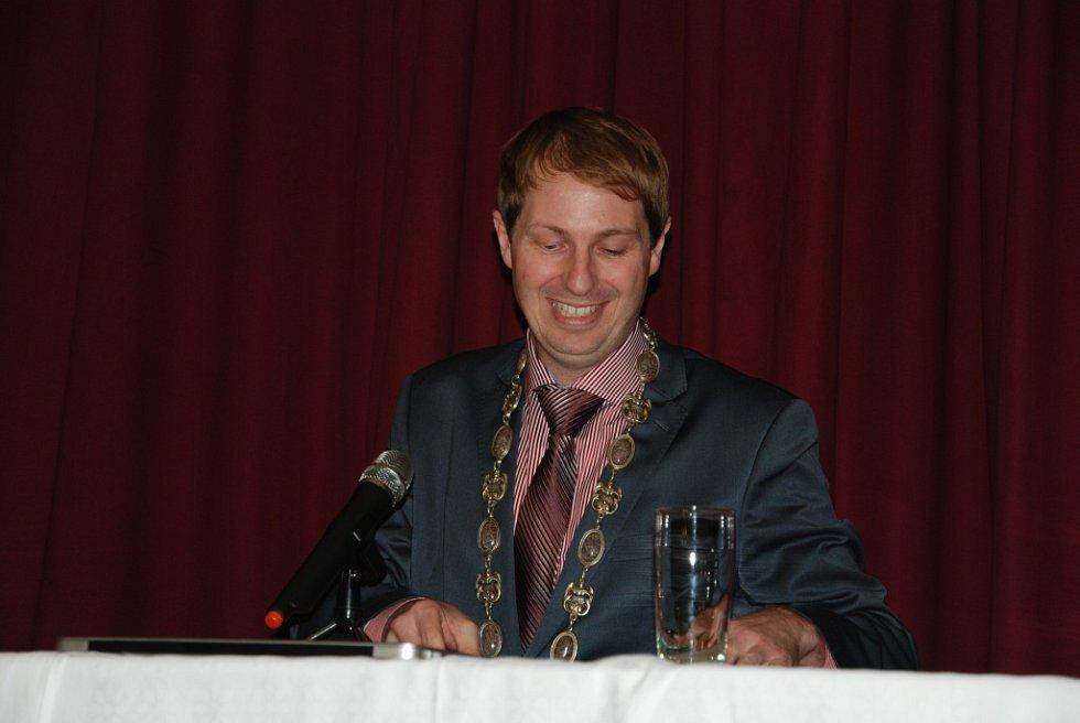 Ondřej Lochman, starosta Mnichova Hradiště