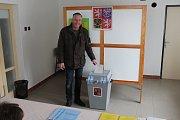 Prezidentské volby v Kolomutech.