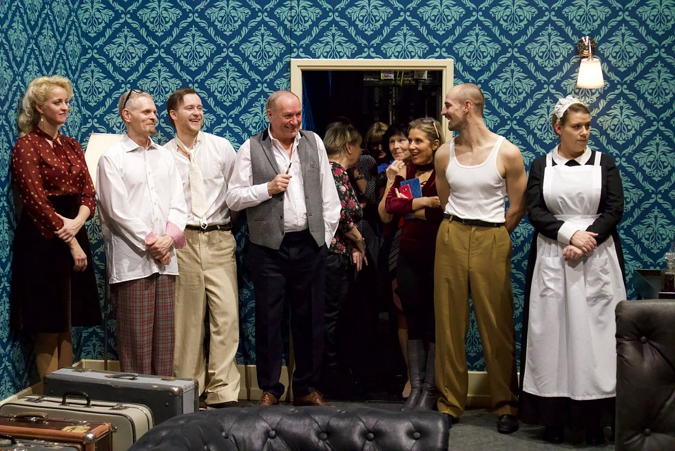 Mladoboleslavské divadlo má novou hru.