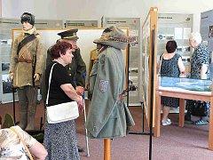 Výstava v Muzeu Bakovska představuje zdejšího legionáře