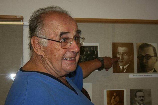 Historik Karel Herčík