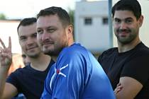 Pavel Bartoš dal o víkendu dva góly