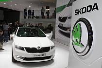 Nový koncept Škoda Auto Vision D