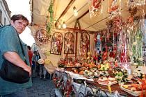 Staročeský jarmark se v Bakově koná v sobotu 11. dubna.