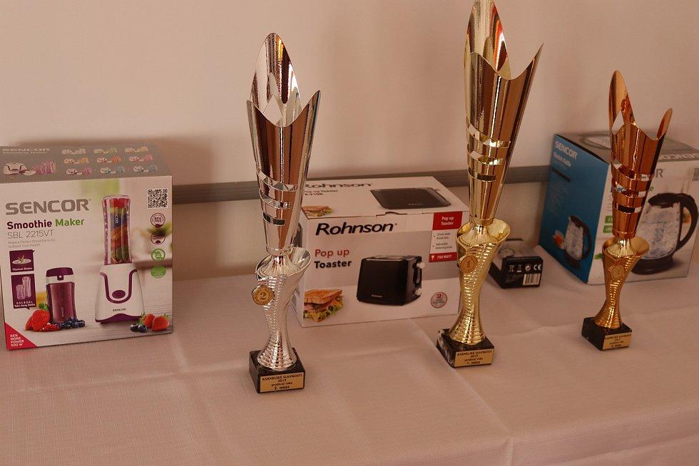 Poháry pro vítěze