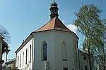 Benátecký kostel Máří Magdalény