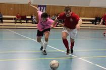 Futsalová Divize A: Malibu Mladá Boleslav - 83 Příbram