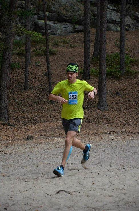 Vytrvalostní rekreační běžec Dalibor Kolář.