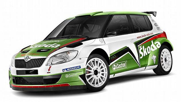 Celkem 10 vozů Škoda Fabia Super 2000 se představí na startu legendární Rally Monte Carlo.