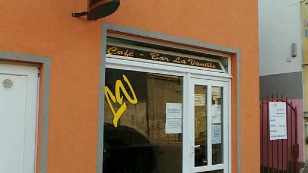 Bar La Vanille v Blahoslavově ulici