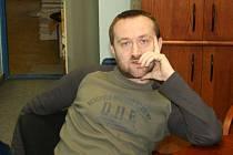 Šéfredaktor Jiří Macek