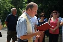 ZAKOPANÁ u Branžeže má po padesáti letech opět svou dominantu – křížek se sem vrátil zásluhou místních.