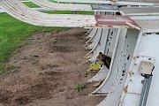 Závody chrtů na Krásné louce se odehrály 19. srpna.