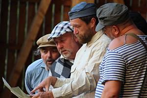 Herci Divadýlka na dlani zabaví diváky detektivní hrou