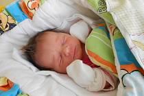 MARIE Maturová přišla na svět 6. března s mírami 2,97 kg a 47 cm. S maminkou Marcelou a tatínkem Lukášem bude bydlet v Mladé Boleslavi.