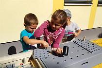 Mateřské školy v Mladé Boleslavi získaly polytechnické stavebnice.