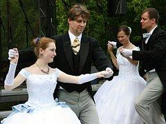 Devětaosmdesátý ročník Smetanových Jabkenic patřil hudbě i tanci.